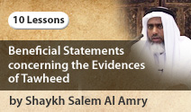 Beneficial Statements concerning the Evidences of Tawheed picture