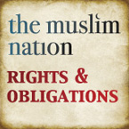 The Muslim Nation, Rights and Obligations'- Seminar Tour 2009